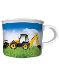 Tractor Ted Drinkbeker Digger/Grote machines