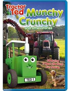 DVD - Munchy Crunchy (engelstalig)