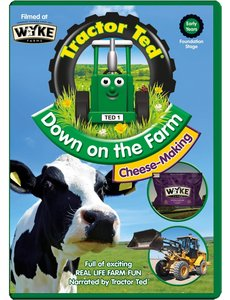 Tractor Ted DVD - Down on the Farm (engelstalig)