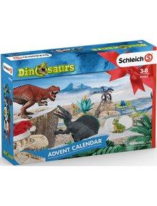Schleich 97982 - Adventskalender Dinoworld