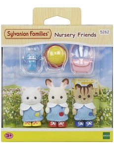 Sylvanian Families Creche vrienden