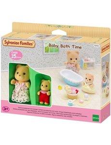 Sylvanian Families Baby's badtijd