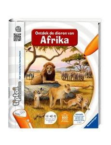 Ravensburger Tiptoi Ontdek de dieren van Afrika