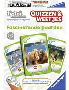 Ravensburger Quizzen en weetjes fascinerende paarden