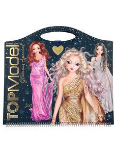 Depesche TopModel Create your Glamour Special kleurboek