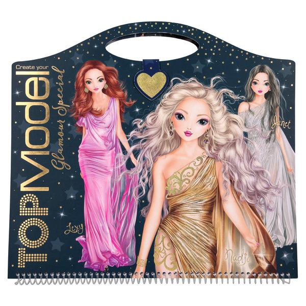 Depesche-TopModel TopModel Create your Glamour Special kleurboek