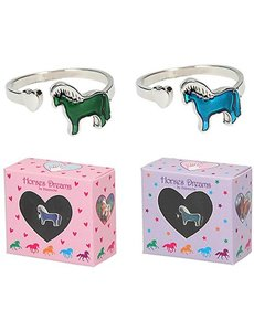 Depesche Horses Dreams Mood ring
