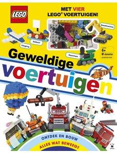 LEGO Boek geweldige voertuigen