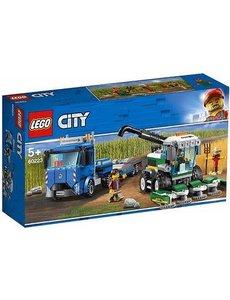LEGO Maaidorser Transport - 60223