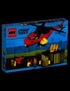 LEGO Brandweer inzetgroep