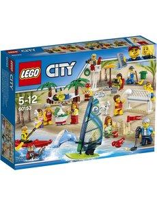 LEGO Personenpakket plezier aan het strand