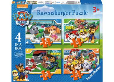 Kinderpuzzels tot 50 stukjes