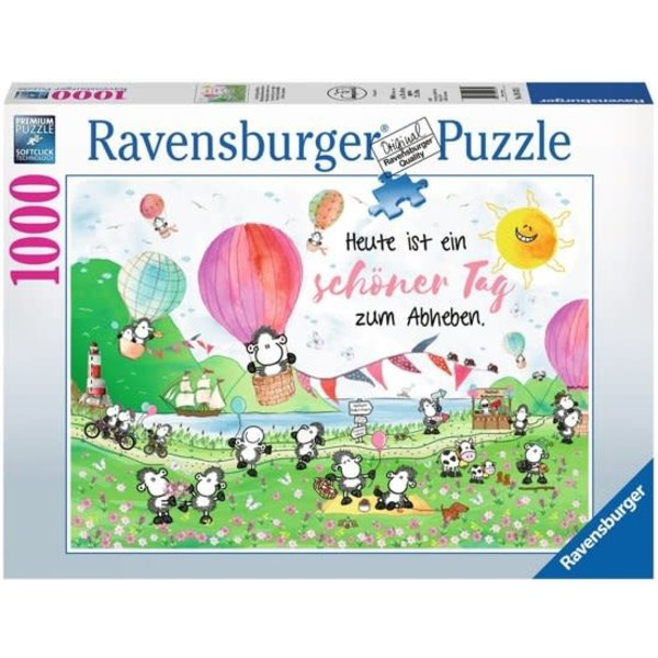 Ravensburger Een mooie dag om op te stijgen