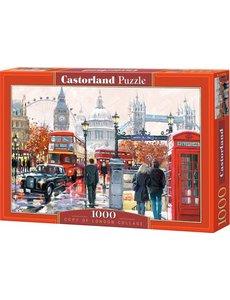 Castorland London collage
