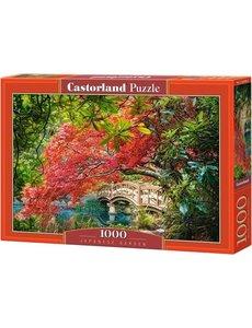 Castorland Japanese garden