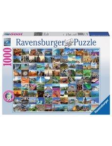 Ravensburger 99 mooie plekken op aarde