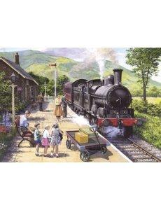 All aboard to Keswick