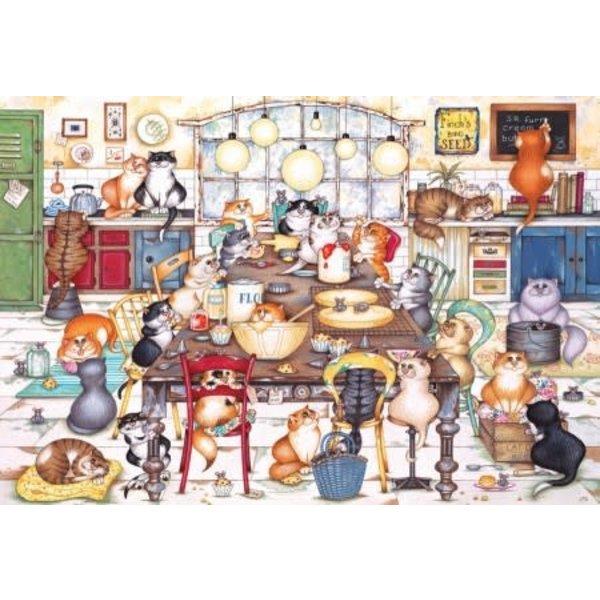 Cat's Cookie Club