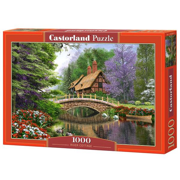 Castorland River Cottage