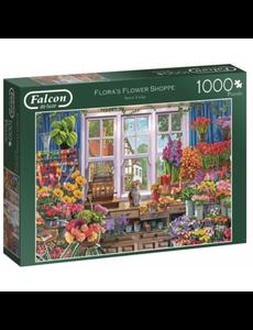 Falcon Flora's Flower Shop