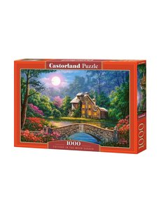 Castorland Cottage in the Moon garden