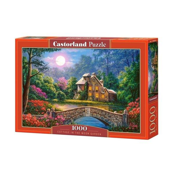 Castorland Cottage in the Moon garden