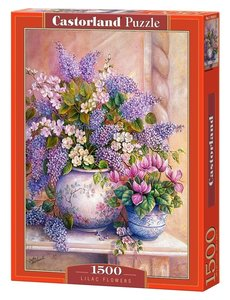Castorland Lilac flowers