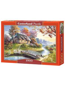 Castorland Cottage 1500 stukjes