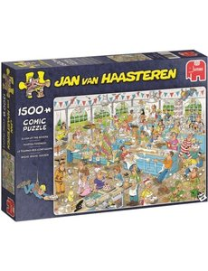 Jumbo/Jan van Haasteren Taarten toernooi 1500 stukjes