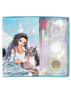 Depesche Fantasy Model glitter tatoeage set