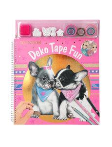 Depesche TOPModel kleurboek met masking tape