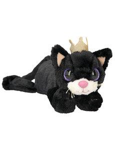 Depesche TOPModel knuffel etui, zwart Cat