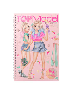 Depesche TOPModel Dress me up stickerboek