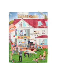 Depesche Create your Sweet Home kleurboek