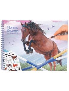Depesche Horses Dreams kleurboek