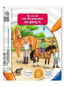 Ravensburger Tiptoi wereld van paarden en ponies