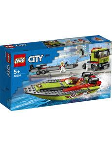 LEGO 60254 - Raceboottransport