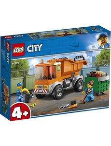 LEGO 60220 - Vuilniswagen