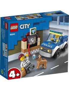 LEGO Politie Hondenpatrouille - 60241