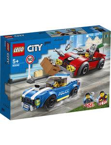 LEGO 60242 - Politiearrest op de snelweg