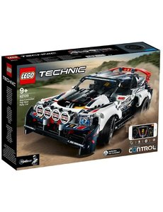 LEGO 42109 - Top Gear Rally Car App-Controlled