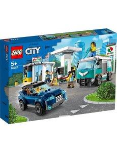 LEGO Benzinestation - 60257
