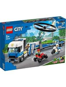 LEGO 60244 - Helikoptertransport