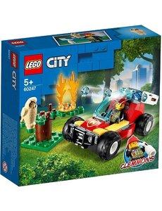 LEGO 60247 - Bosbrand