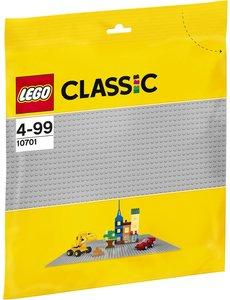 LEGO 10701 - Grijze bouwplaat