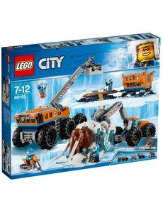 LEGO Mobiele onderzoeksbasis op de Noordpool