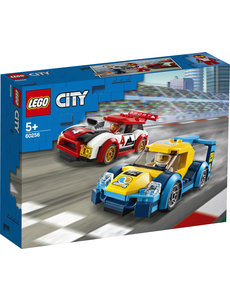 LEGO Racewagens - 60256