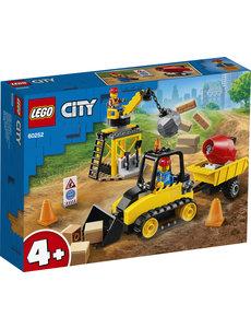 LEGO Constructie bulldozer - 60252