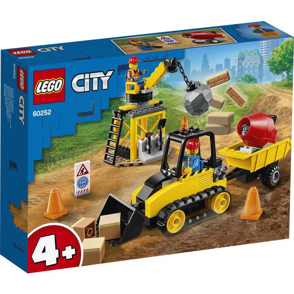 LEGO 60252 - Constructie bulldozer