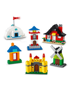LEGO Stenen en huizen